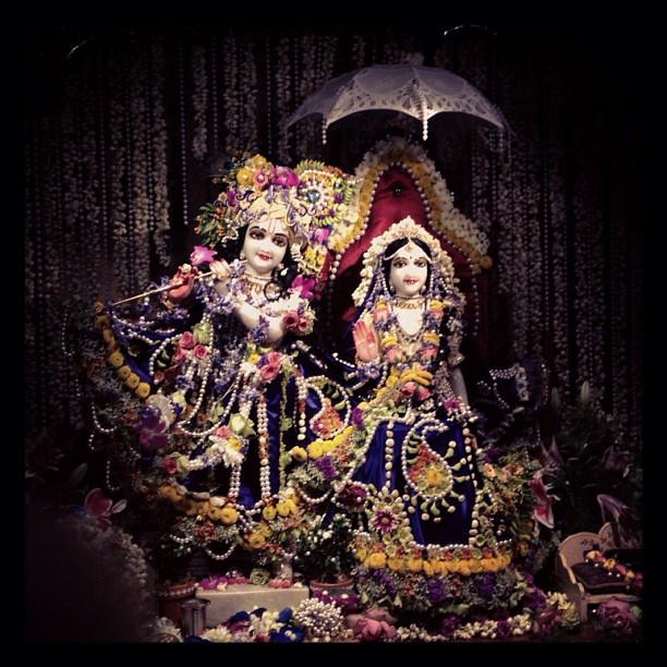 Sri Sri Radha-Muralidhara's Pearl Festival